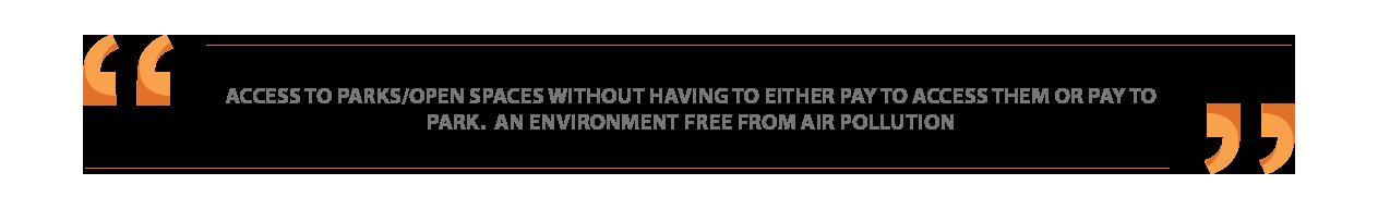 Environment | well-being Assessment